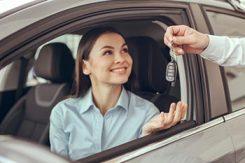 Prova innan du köper - nycklarna mot handen