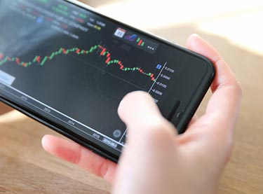 Mobil valuta trading