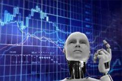 Robotar för valutahandel