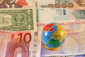 Världens största valutor
